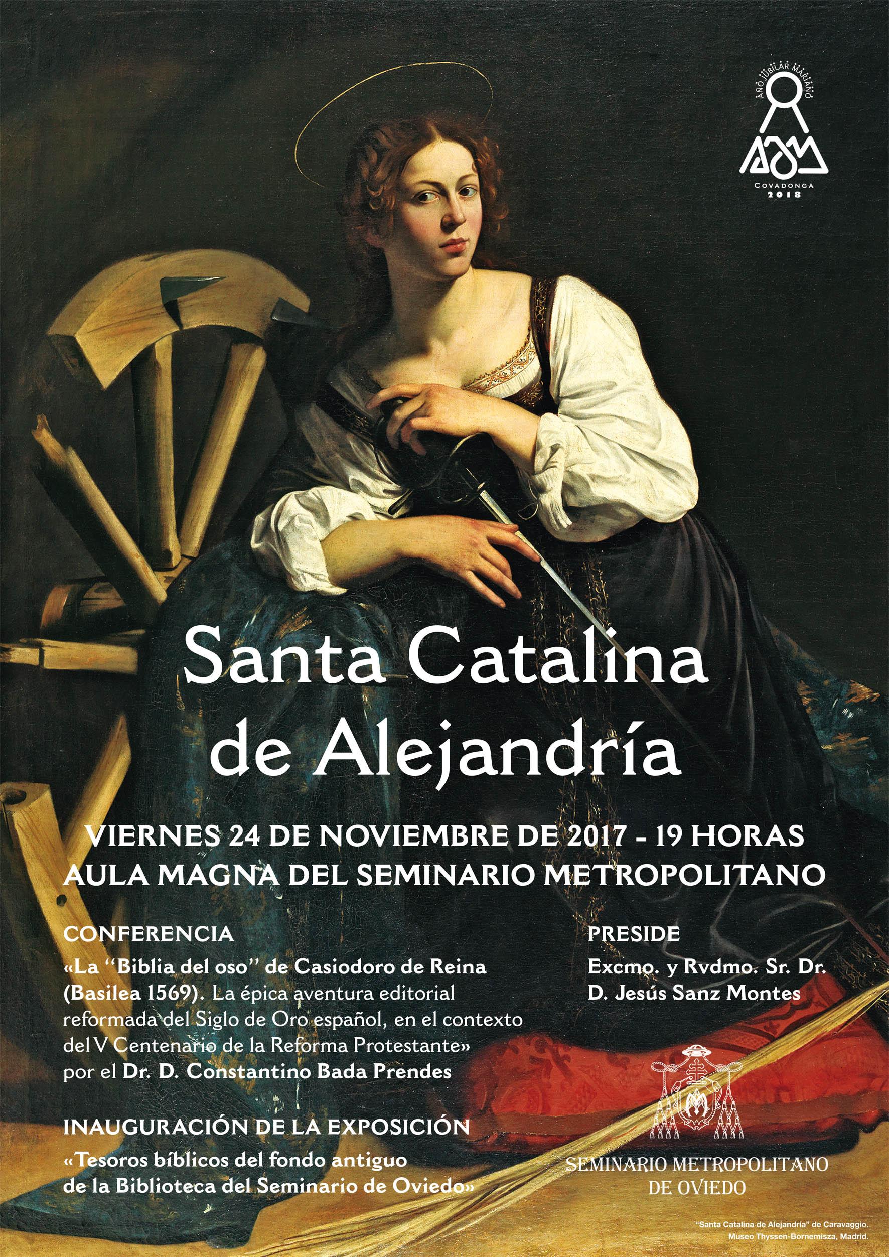 Festividad Santa Catalina de Alejandría